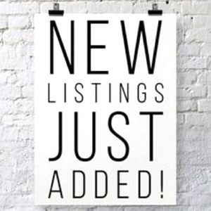 *NEW items listed DAILY!*